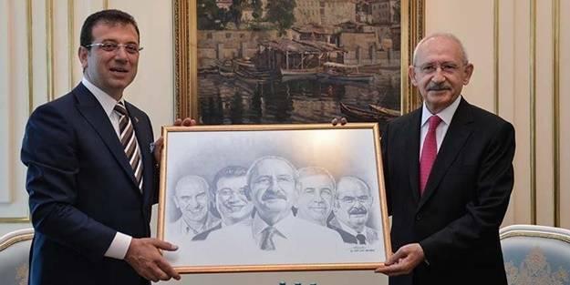 Ekrem İmamoğlu ile Kemal Kılıçdaroğlu yalanda birbiri ile yarışıyor