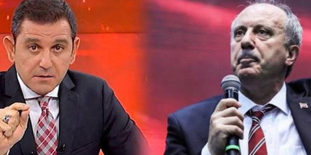 CHP'nin Muharrem İnce açıklamasına Fatih Portakal'dan çok sert tepki: Böyle cevap verilecekse...