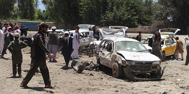 CIA'ye şok! Bombalı saldırı: 13 ölü