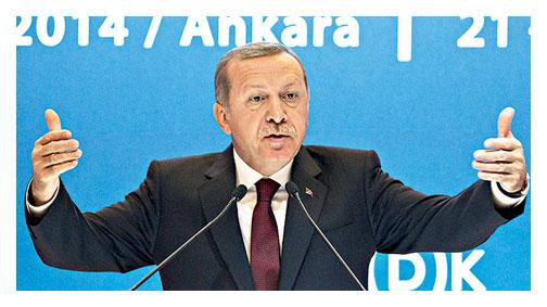Çifte standarda Erdoğan isyanı