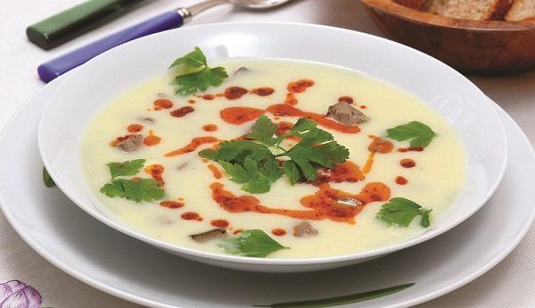 Ciğer çorbası nasıl yapılır? Ciğer çorbası tarifi