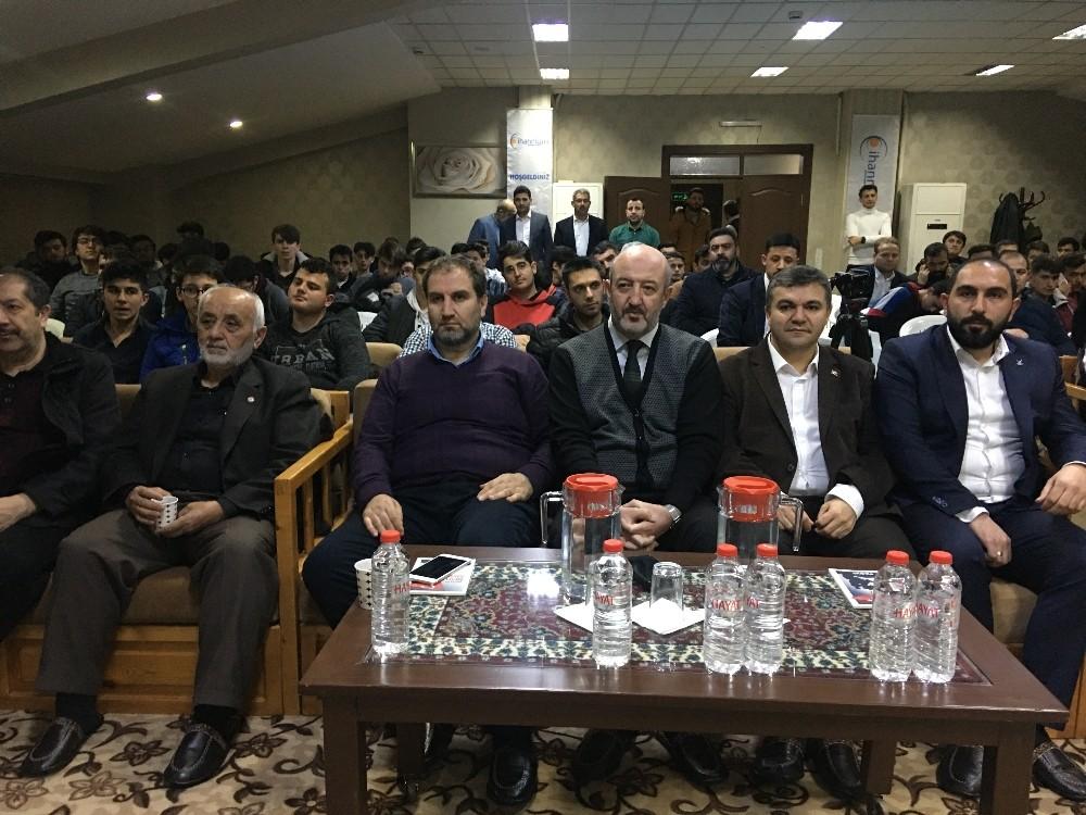 """Cihannüma Derneği Kayseri İl Başkanı Fevzi Konaç: """"Gençlik ile geçmiş buluşsun ve mirasımız aktarılsın istiyoruz"""""""
