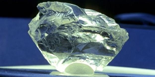 Çıkarılması imkansız! 10 katrilyon ton elmas keşfedildi