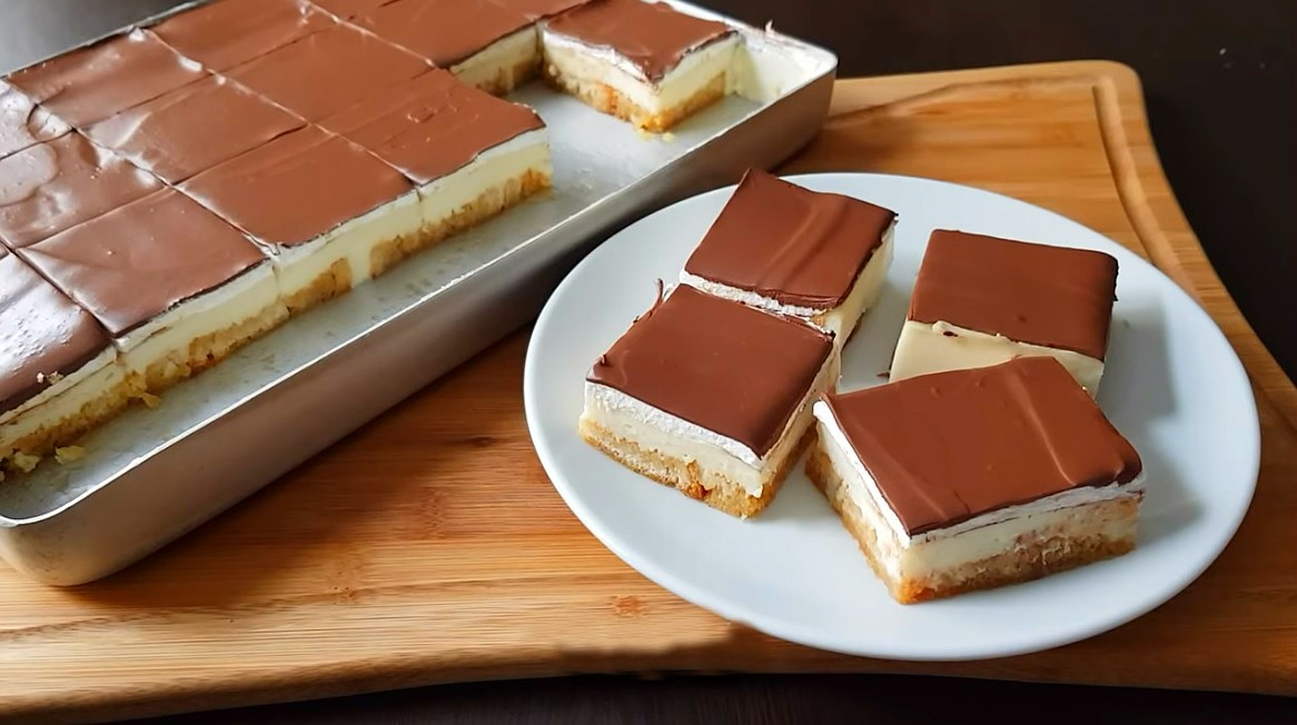 Çikolata soslu etimek tatlısı tarifi | Ganajlı etimek nasıl yapılır?