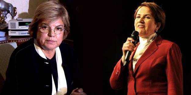 Çiller'den Akşener'e sert yanıt: Siyasi rant peşinde koşma!