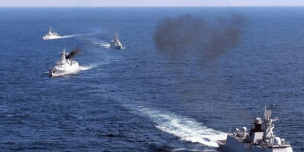 Çin karasuları ihlal etti! Gerilim patlak verdi