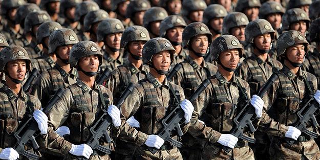Çin ordusuna yurtdışında operasyon yetkisi