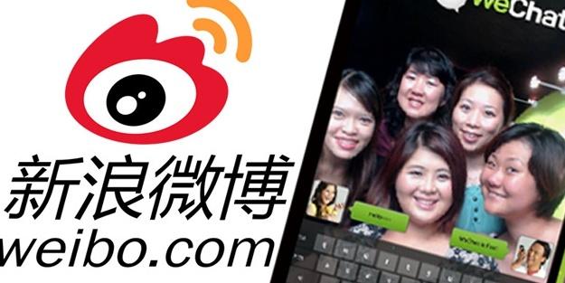 Çin, sosyal ağlarını