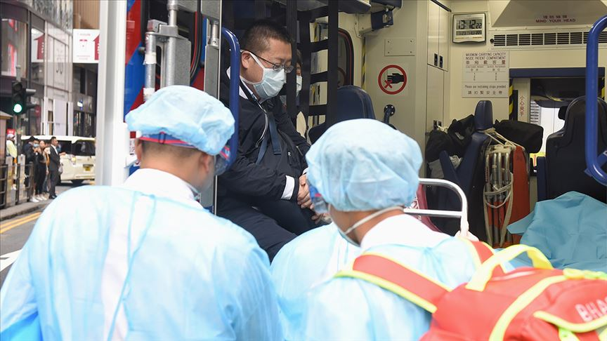Çin'de Hubey eyaleti dışında koronavirüsten ilk ölüm