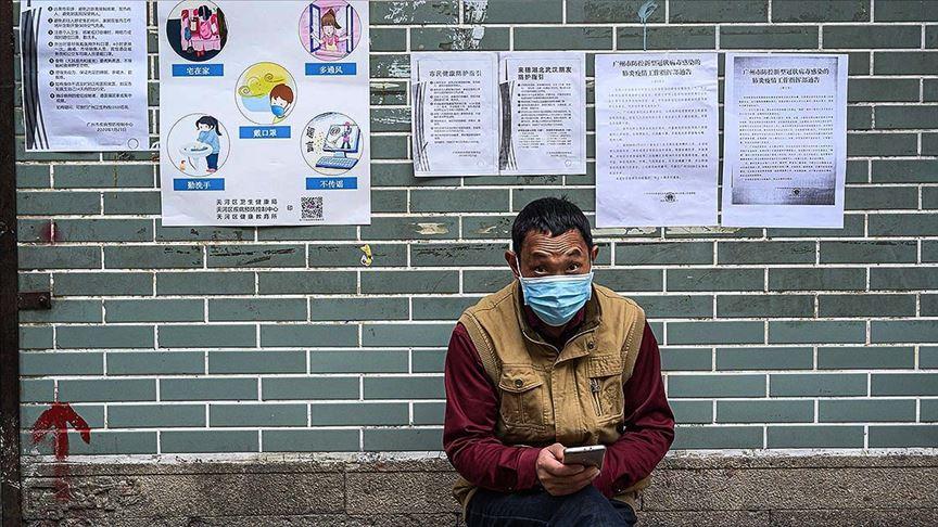 Çin'de Kovid-19'dan hayatını kaybedenler için 3 dakikalık saygı duruşu