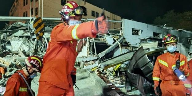 Çin'de petrol tankerindeki patlamada ölü sayısı 19'a çıktı