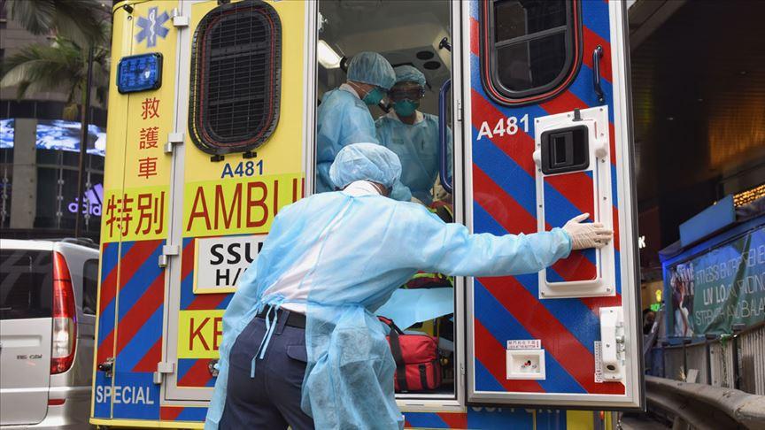 Çin'deki koronavirüs salgınında can kaybı 80, enfekte sayısı 2 bin 744'e yükseldi