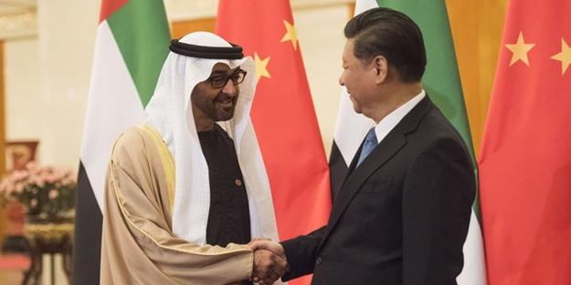 Çin'den ABD kuklası BAE'ye 'Doğu Türkistan' teşekkürü!