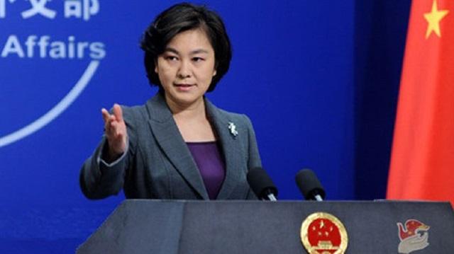 Çin'den ABD'ye uyarı: Silah satmayı durdurun