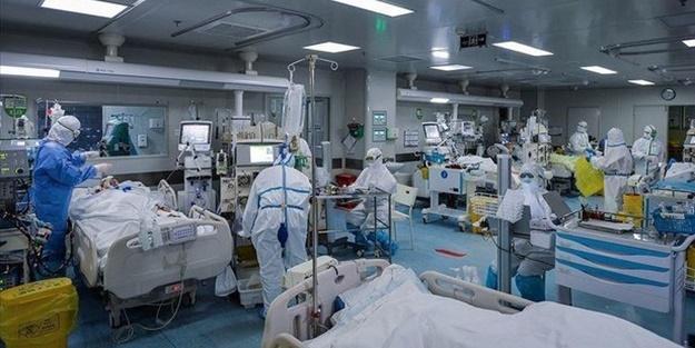 Çin'den bir ülkeye daha tıbbı malzeme yardımı