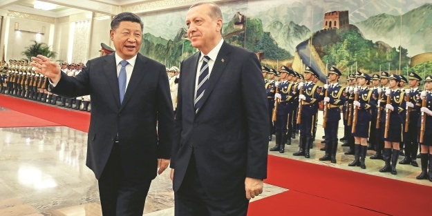 Çin'den Fetö'ye şok!