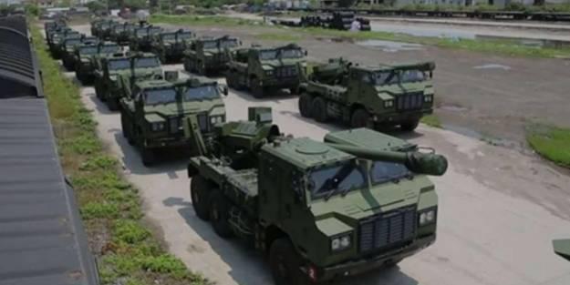 Savaşa hazırlık mı yapılıyor? Çin'den Hindistan sınırına dev sevkiyat!