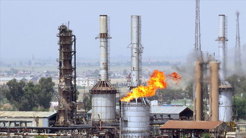 Çin'den Sincan'da 115 milyar metreküplük doğal gaz