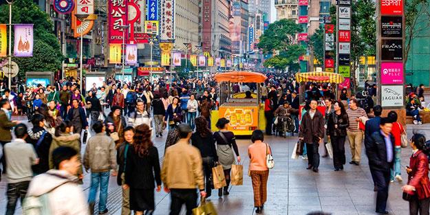 Çin'den sıra dışı uygulama! Vatandaşlarını 'puanlayacak'