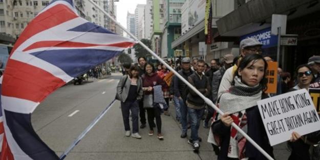 Çin'i kızdıracak hamle: İngiltere Hong Kong'a kucak açtı!