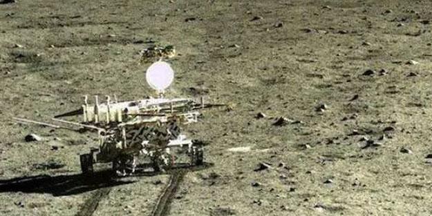 Çin'in keşif aracı Ay'dan ayrıldı