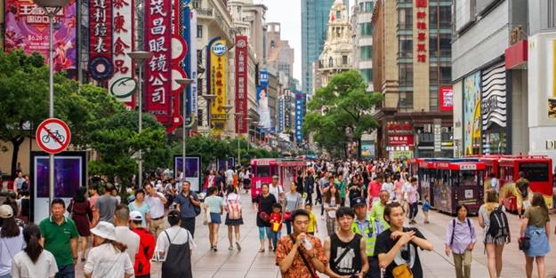 Çin'in vitrini: Şanghay