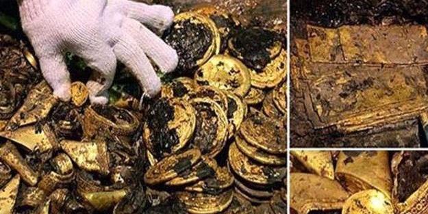 Çinli kralın 2000 yıllık hazinesi - FOTO