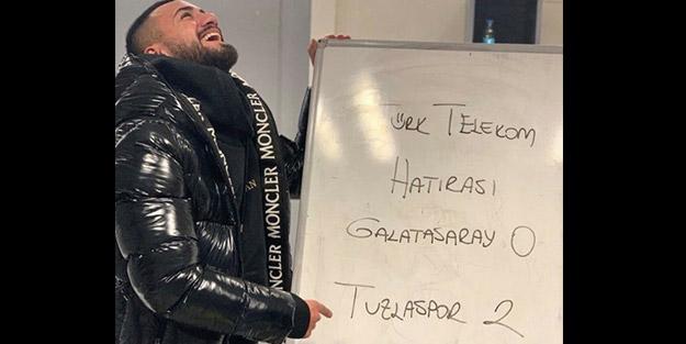 Cinsiyet değiştiren Selin Ciğerci ile evliliği gündem olmuştu! Gökhan Çıra'dan Galatasaraylıları çıldırtan paylaşım