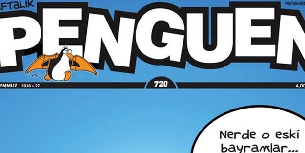 Çirkef Penguen dergisi kapanıyor!