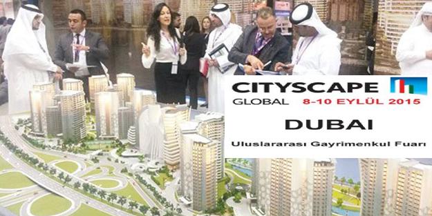 Cityscape Global 2015'de geri sayım başladı