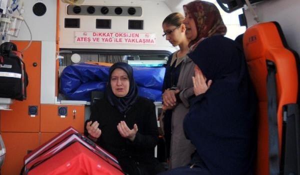 Cizre şehidi Mehmet Dama Afyonkarahisar'da son yolculuğa uğurlandı