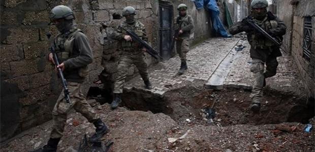 Cizre'de 5 terörist öldürüldü!