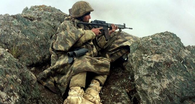 Cizre'de çatışma: 1 asker yaralı