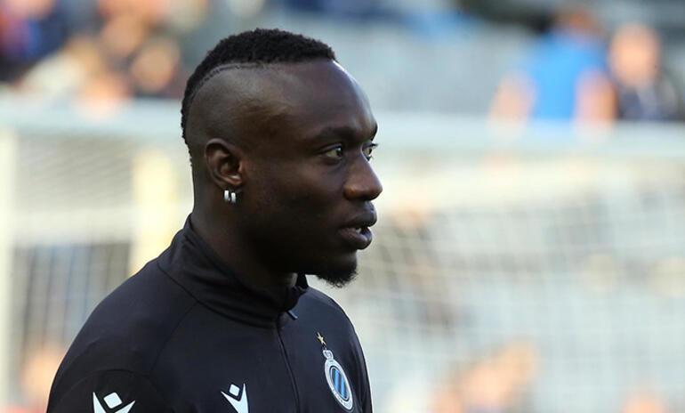 Club Brugge durdurulamıyor! Mbaye Diagne...