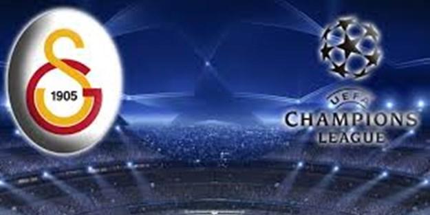 Club Brugge Galatasaray maçının ilk 11'leri