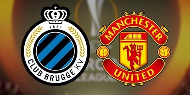 Club Brugge Manchester United maçı saat kaçta hangi kanalda yayınlanacak?