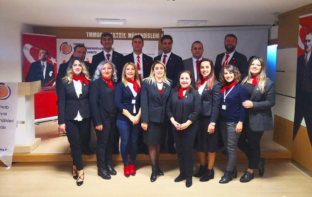 ÇMO Antalya Şubesi 4. Dönem Yönetim Kurulu belirlendi