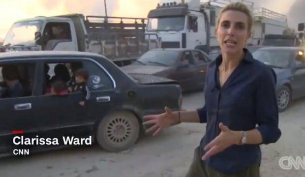 CNN ilk günden sahaya indi! Türkiye'ye saldırı başlattılar