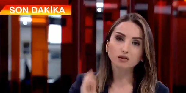 CNN Türk muhabiri koronanın görüldüğü şehri açıkladı