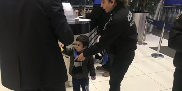 Çocuğunu AVM'ye bırakıp kaçan anneye verilen ceza belli oldu