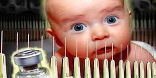 Çocuk aşılarına dikkat! Bütün dünyanın başı dertte