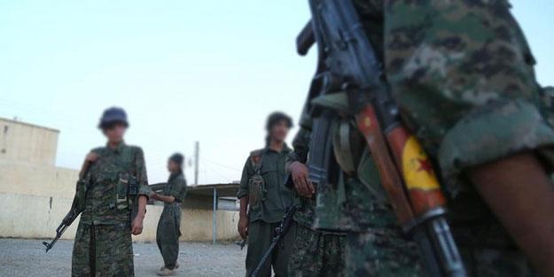 Çocuk hırsızı PKK/YPG ABD raporunda