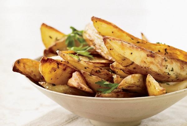 Çocuklar için sağlıklı patates kızartması nasıl yapılır?
