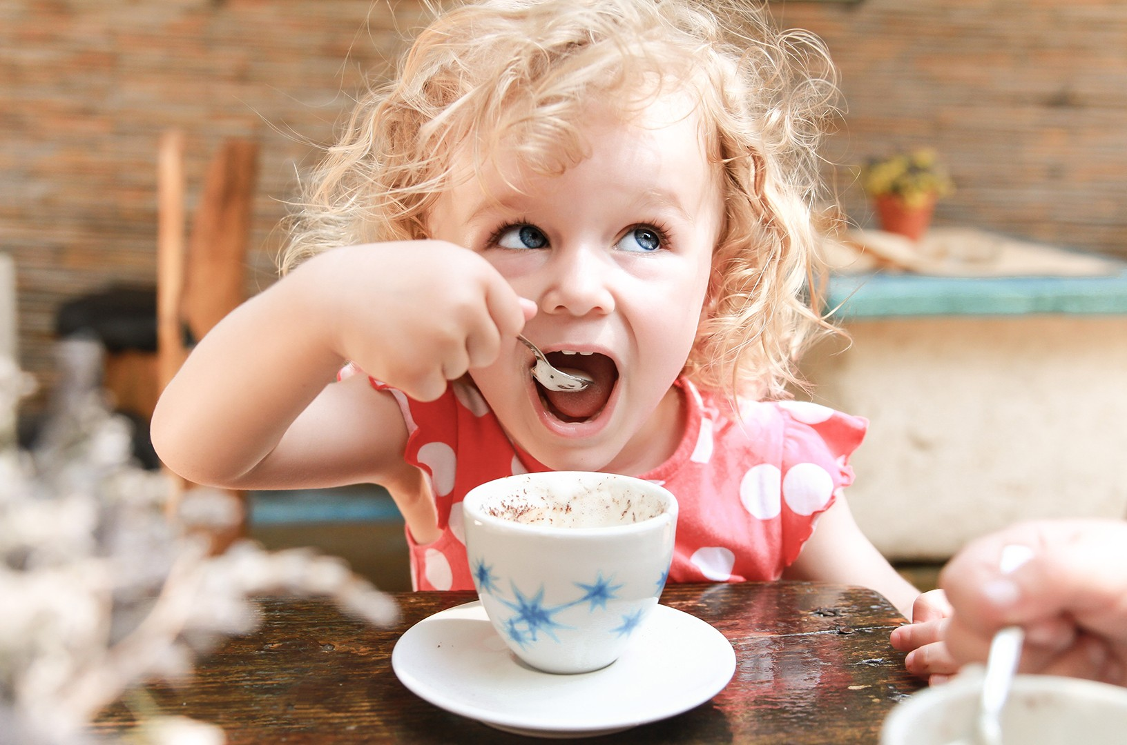 Çocuklar kahve tüketebilir mi?