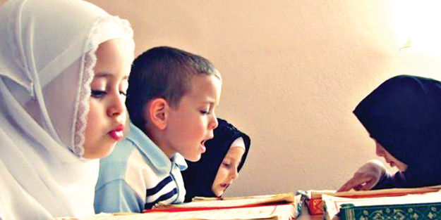 Çocuklara nasıl davranılması gerektiğini öğreten bir peygamber