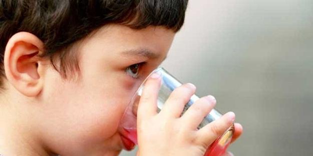 Çocuklara yapılacak sağlıklı içecekler