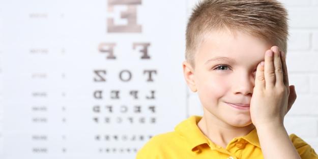 Çocuklarda en sık hangi göz problemleri görülür?