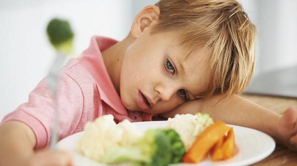 Çocuklarda iştahsızlık çözümleri