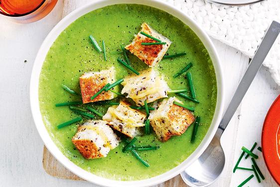 Çocuklarınıza brokoli çorbasını sevdirecek şahane bir tarif