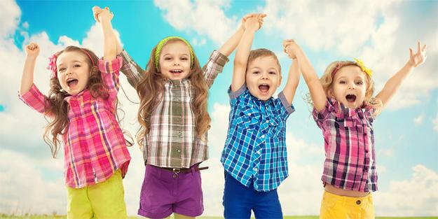 Çocuklarınızın sağlıklı ve zeki büyümesi için yapmanız gerekenler